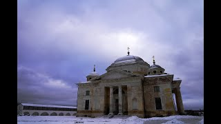 Торжок. Борисоглебский монастырь.