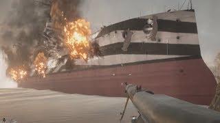Battlefield 1 ¿Este tio se a acercado demasiado? ¿no?