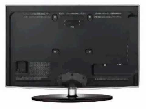 Samsung UN32C4000PD LED TV 64 BIT