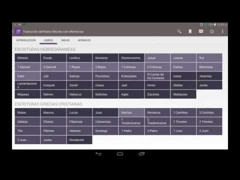 Instalacion JW Library En Android  Tutorial