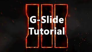 Call of Duty Black Ops 3 - Tutorial wie funktioniert der G-Slide  [deutsch]