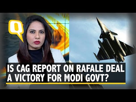 Is CAG Report on Rafale Deal a Victory for Modi Govt? | The Quint Mp3