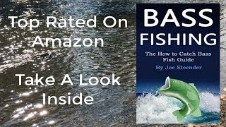 Bass Fishing Books-Bass Fishing--Gifts For Fishermen