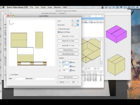 Quick Pallet Maker Packaging Software