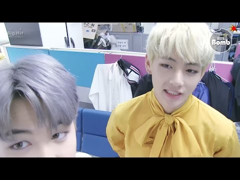 [BANGTAN BOMB] Jimin's selfie cam – interview time with BTS - BTS (방탄소년단)