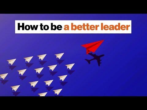 How to be a better leader: Offer guidance, not instruction | Robert Langer
