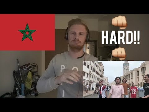 (HARD!!) MADD - BINGO ft 7liwa x A6Gang // MOROCCAN RAP REACTION