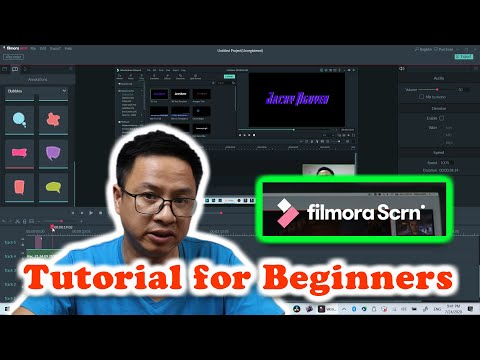 Filmora Scrn Tutorial For Beginners - Best Screen Recorder For Gamers