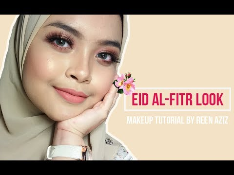 TUTORIAL | EID AL FITR LOOK 2017