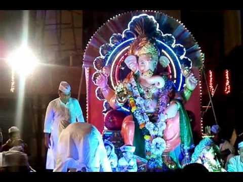 Nana Chowk Ganesh Utsav 2012
