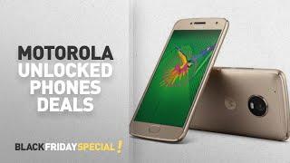 Walmart Top Black Friday Motorola Unlocked Phones Deals: Motorola Moto G5 Plus 32GB Unlocked