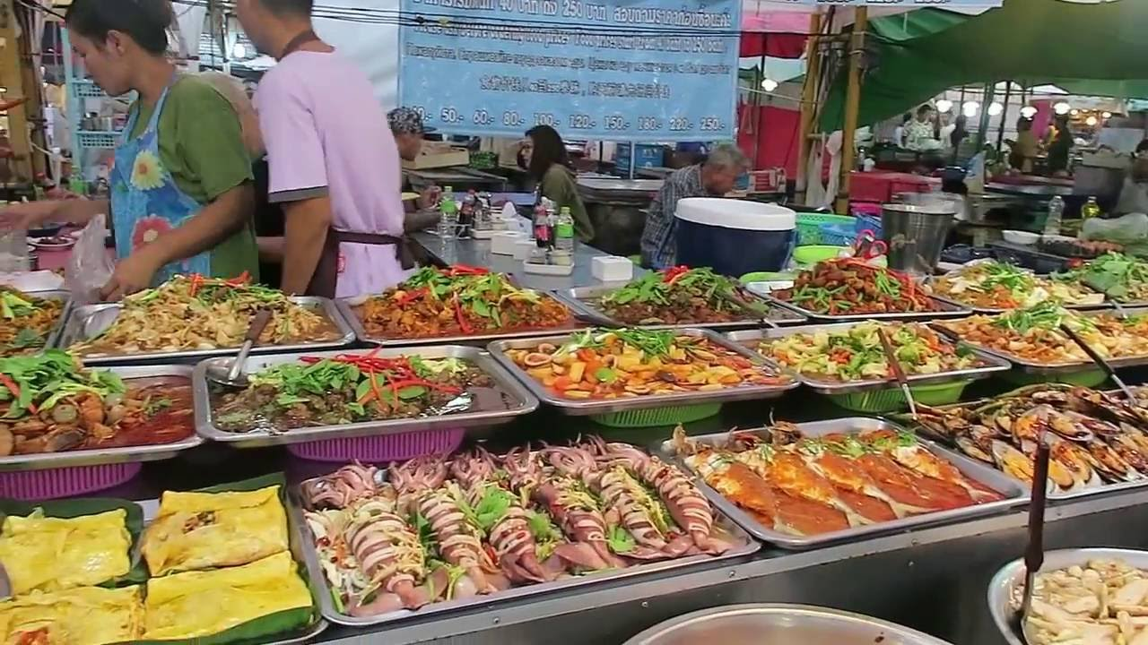 Street Food Thailand Youtube