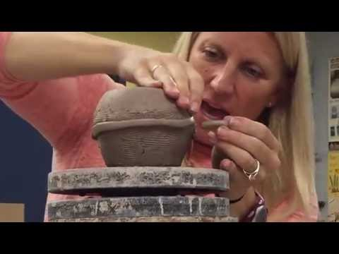 How to Make a Ceramic Press Mold Teapot