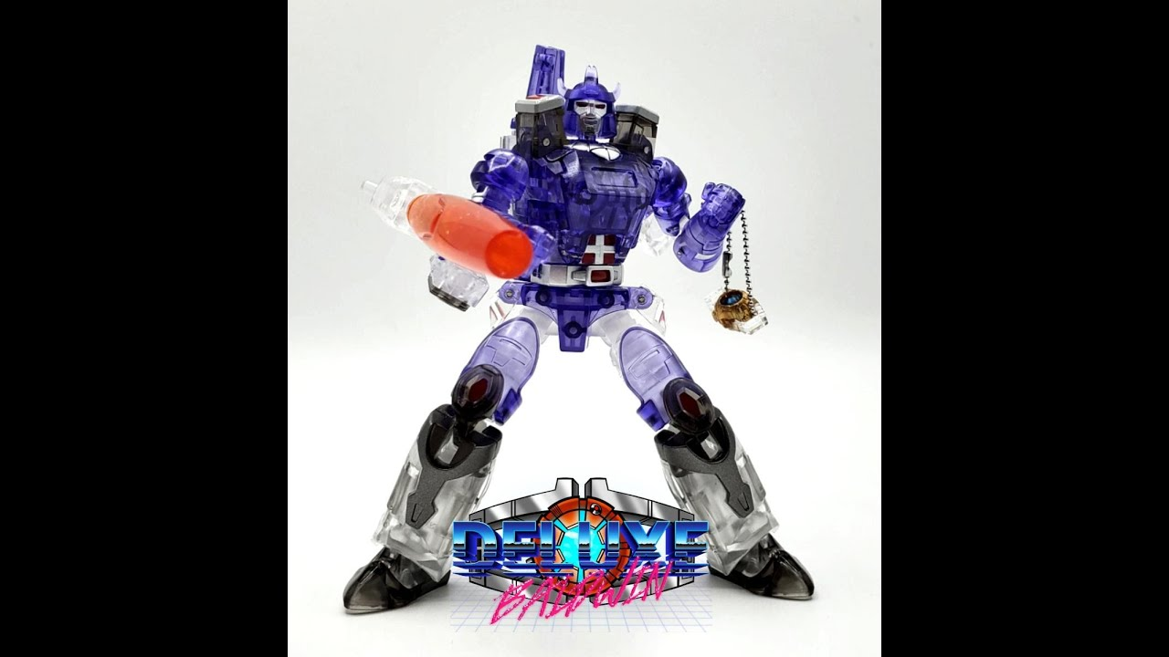 NewAge Legends Class H23T Darius (G1 Galvatron) Review by Deluxe Baldwin