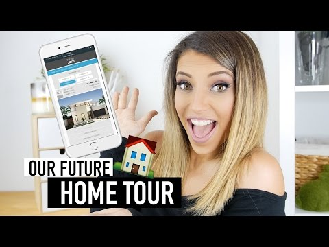 HOME PLAN TOUR | LIFE UPDATE, BUILDING A HOUSE, ANOTHER BABY?
