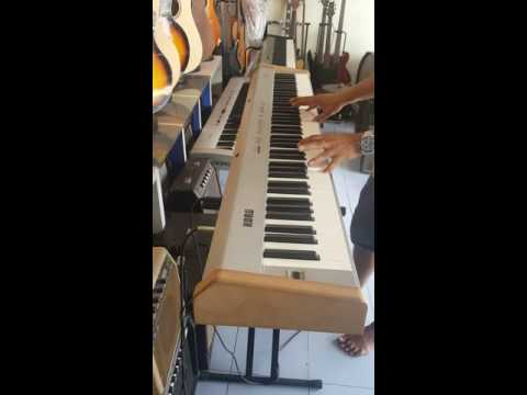 stage piano korg sp-100 by addy music