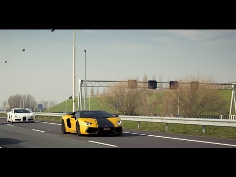 JDC TV - Need For Speed 3D Premiere Traffic JAM with Hypercars!