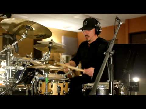 Anthony Caruso - All Night (Michael Jackson Drum Cover)