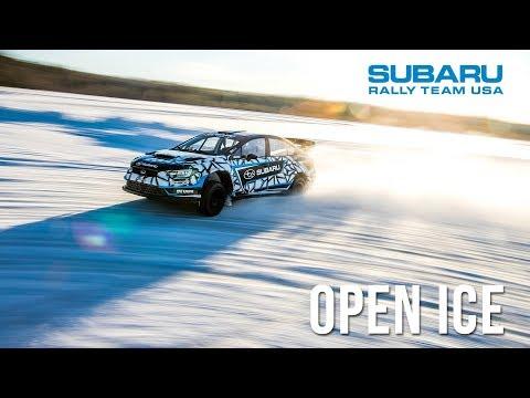 OPEN ICE feat. Subaru Rally Team USA