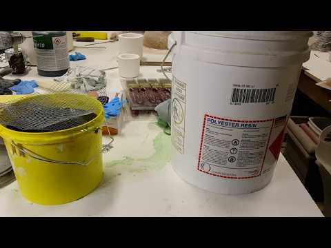 Mold making/Does resin expire?.Fiberglass chat.