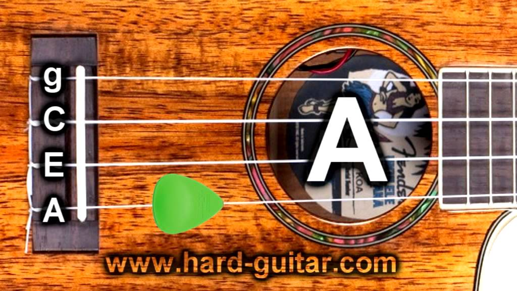 Download Best Online Ukulele Tuner - Standard Tuning (g C E A) Island Tuning
