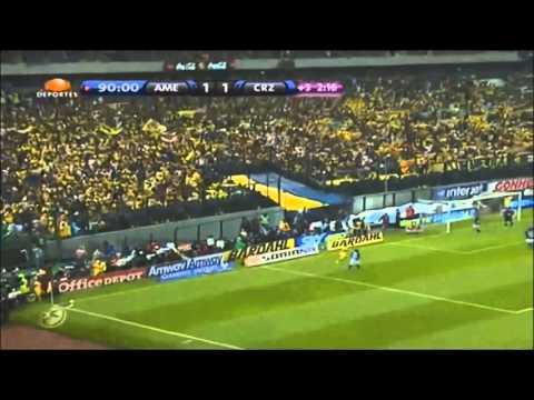 Gol historico de Moises Muñoz