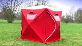 Qube Tent - Connect Anytime Anywhere with the Quick Pitching Connectable Tent thumbnail
