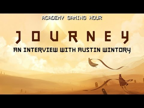 Academy Gaming Hour w/ Austin Wintory (Journey)