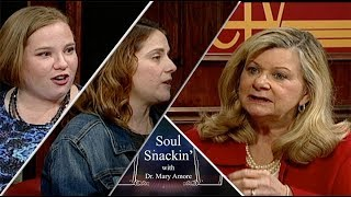 Soul Snackin':  Moms Ministry - The Power of a Mother's Faith