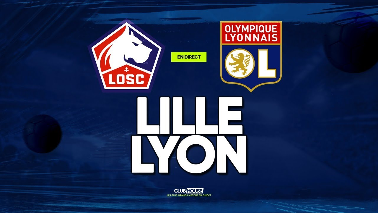 Lille Lyon Clubhouse Losc Vs Ol Youtube