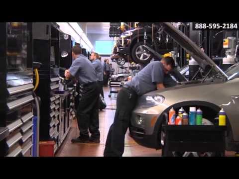 Bmw Auto Hvac Air Conditioning Service Ac Leak Repair
