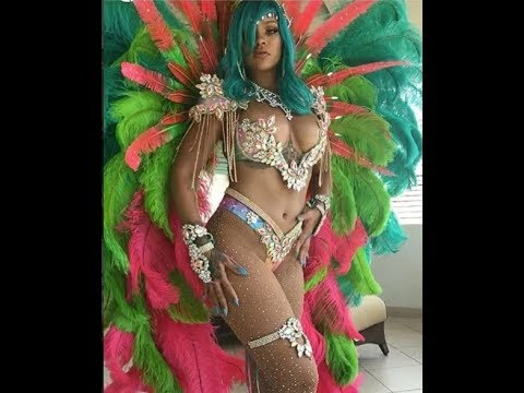 RIHANNA'S Crop Over Outfit 2017 Has Officially Destroyed The Internet (PICS)