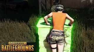 Vaulting Glitch..?! | Best PUBG Moments and Funny Highlights - Ep.76