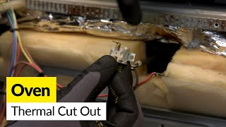 How to Fix an Oven Thermal Cut Out