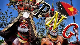 Journey around Papua New Guinea (PNG)