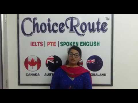 Choice Route Best PTE and IELTS institute in Sangrur, Student 5