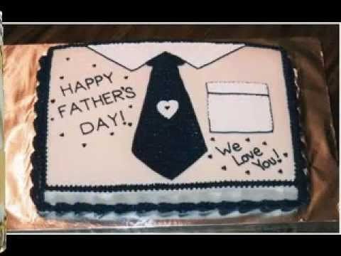 Fathers day cake decorating ideas YouTube