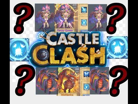 Moltanica Or Harpy 5/8 Scatter Talent ??? - Castle Clash IGG
