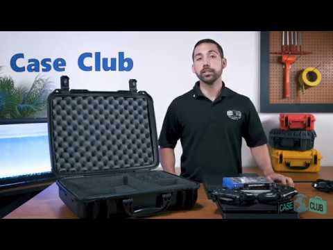 Case Club PlayStation 4 / PS4 Slim Waterproof Case - Overview - Video