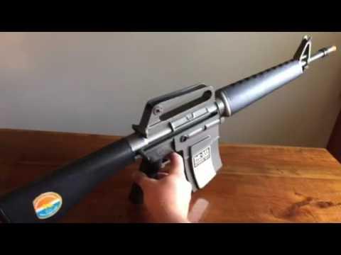 1960s Mattel Marauder M16 Toy Gun