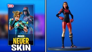 FORTNITE DAILY ITEM SHOP 15.9.19 | NEUER MOXIE SKIN IST DA!!