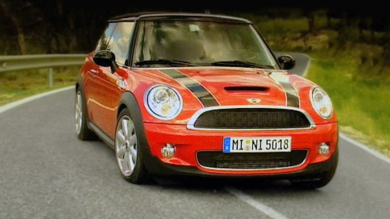 Mini Cooper S Review TBT