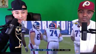 Cowboys vs Giants | Reaction | NFL Week 14 Game Highlights