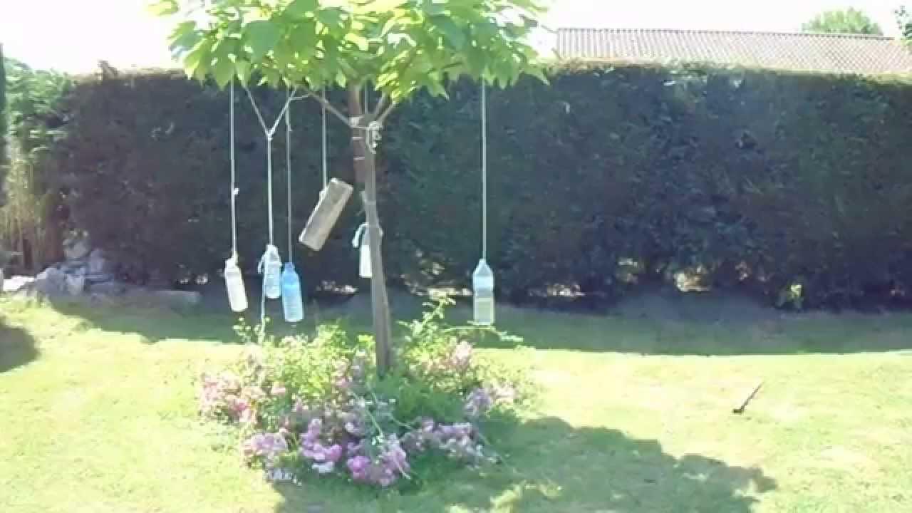 astuce deco jardin