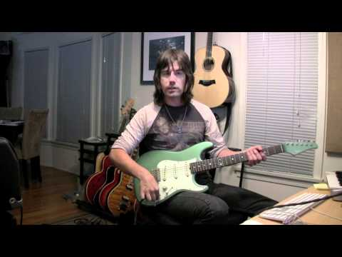 Pete Thorn performs the song