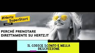 Hertz Coupon Promozionale | Sconto 25%