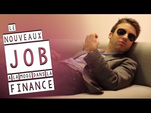 Le nouveau job à la mode dans la Finance