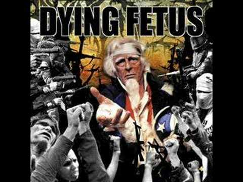 DYING FETUS - Epidemic Of Hate - Destroy The Opposition 2000