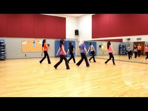 Speak To A Girl - Line Dance (Dance & Teach in English & 中文)