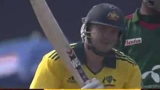 Shane Watson 185  96 v Bangladesh, 2nd ODI 2011 uploaded by salman khan